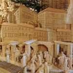 najväčší pohyblivý Betlehem na Slovensku